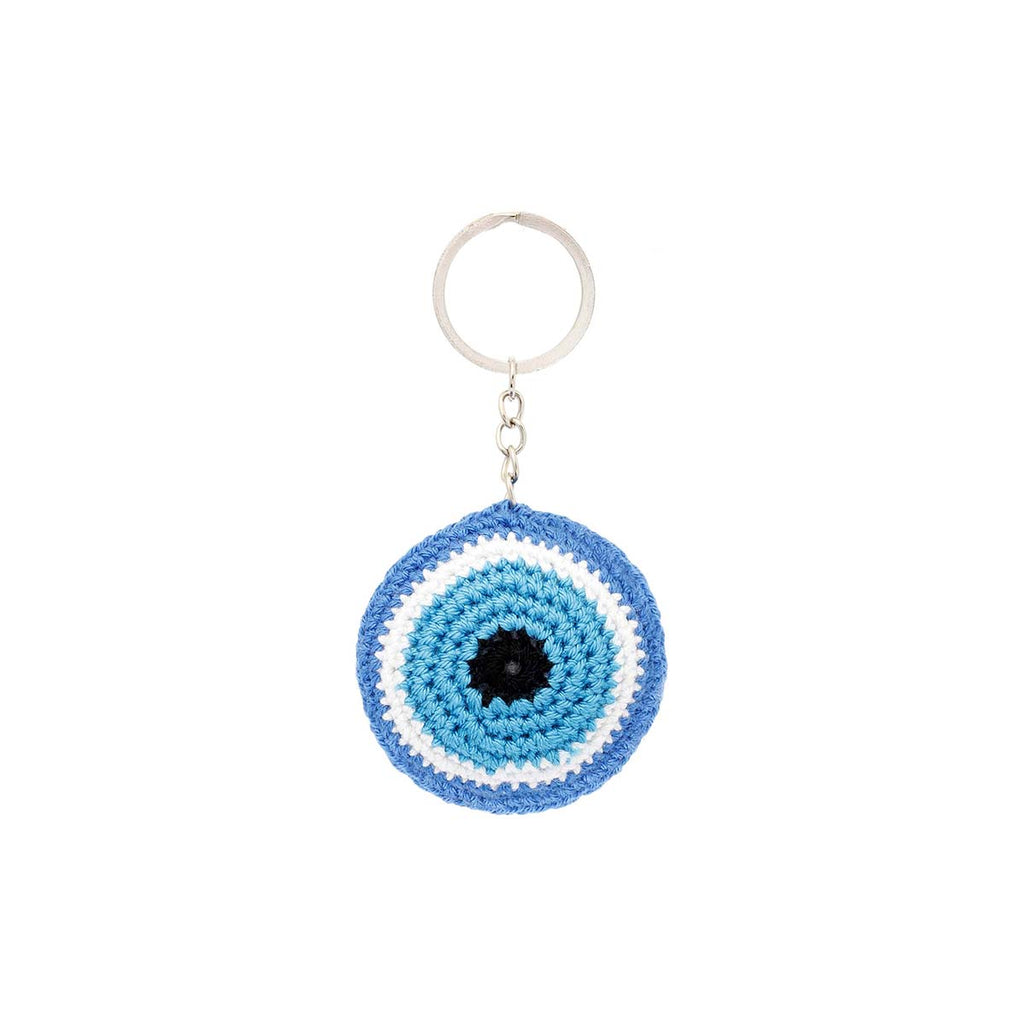 Blue Evil Eye Keychain | You & Eye | Home Accessories | Decoration