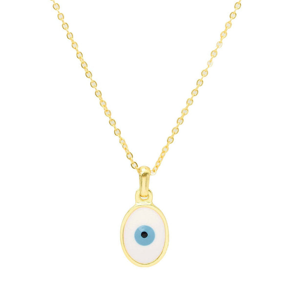 Tiny Evil Eye Necklace | You & Eye | Fashion Accessories | Necklace