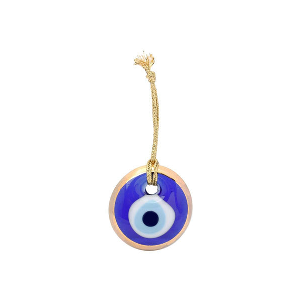 Gold Rim Evil Eye Decoration | You & Eye | Home Accessories | Decoration