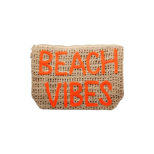 Beach Vibes Natural Clutch Bag | Alex.Max | Bag | Clutch Bag