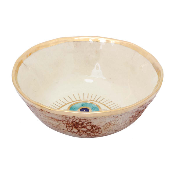 Medium Wavy The Eye Bowl | East Gallery | Home Accessories