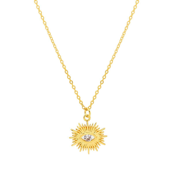 All Seeing Evil Eye Necklace | You and Eye | Fashion Accessries | Necklace