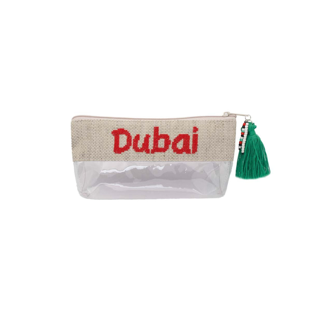 Dubai Small Pouch Bag | Decorate & Donate | Bag | Beauty Cases