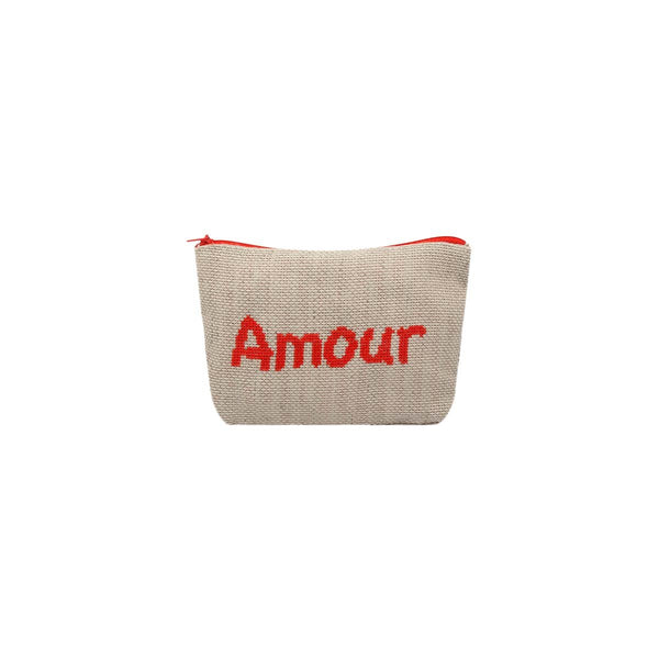 Small Amour Pouch Bag | Decorate & Donate | Bag | Beauty Cases