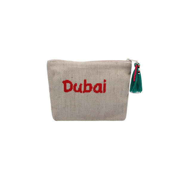 Dubai Medium Pouch Bag | Decorate & Donate | Bag | Beauty Cases