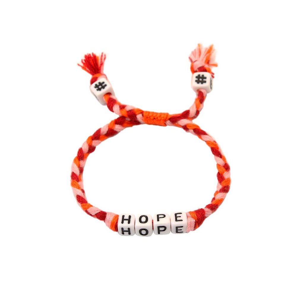 Hope Braided Bracelet | Decorate & Donate | Fashion Accessories | Bracelet