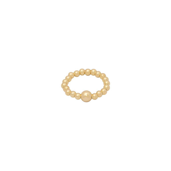 4Mm Ball Ring | Bara Boheme | Fashion Accessories | Ring
