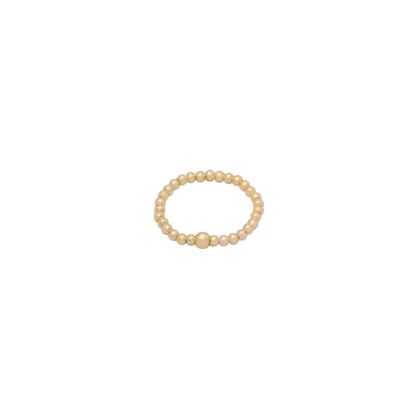 3Mm Ball Ring | Bara Boheme | Fashion Accessories | Ring