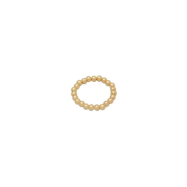 2Mm Ball Ring | Bara Boheme | Fashion Accessories | Ring