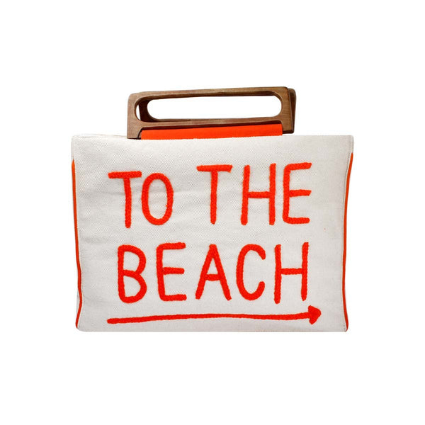 To The Beach Beach Bag | Alex.Max | Bag | Beach Bag