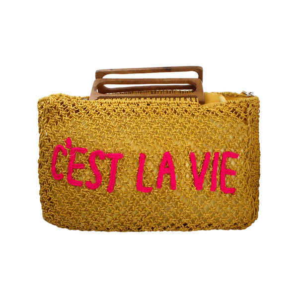 Ces'T La Vie Beach Bag | Alex.Max | Bag | Beach Bag