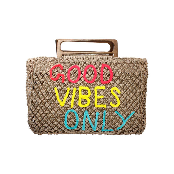 Good Vibes Beach Bag | Alex.Max | Bag | Beach Bag