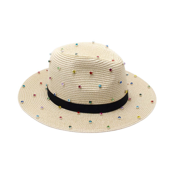 Bling Panama Hat | Bitsandpiecestogo | Fashion Accessories | Hat