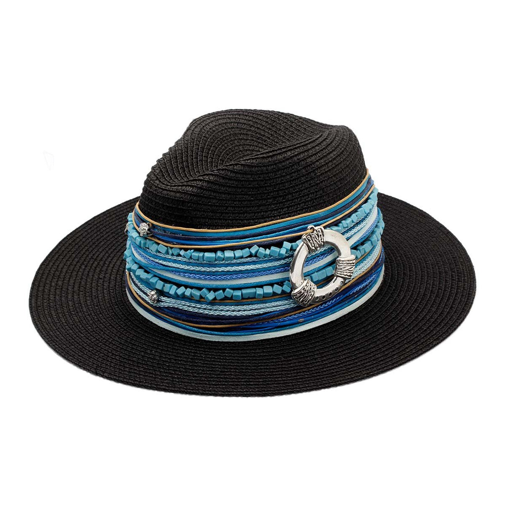 Black Sailor  Hat | Birnayta | Fashion Accessories | Hat