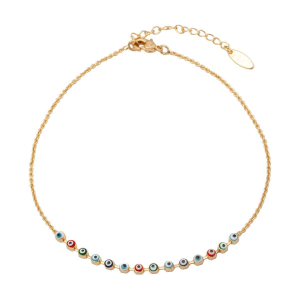 Evil Eye Anklet | You & Eye | Fashion Accessories | Anklet