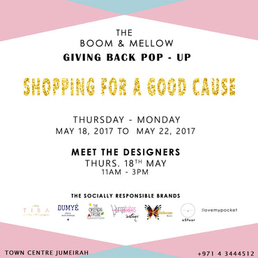 Shop for a good cause
