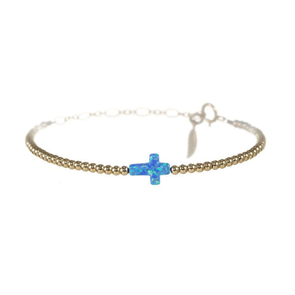 Cross Bracelet | Bara Boheme | Fashion Accessories | Bracelet
