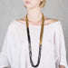 Long Multi Wires Necklace |Iosselliani | Fashion Accessories |Necklaces