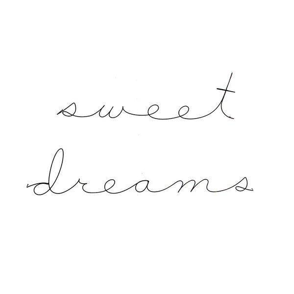Sweet Dreams Poetics | Gauge | Home Accessories