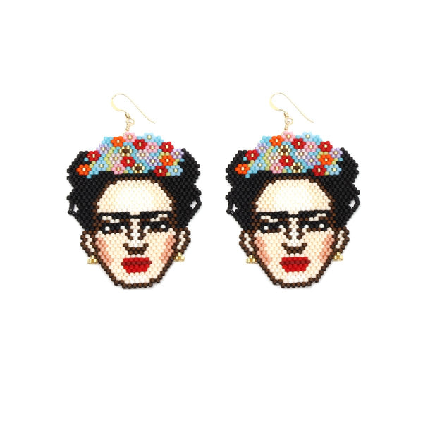 Frida Earrings | Bara Boheme | Fashion Accessories | Earrings