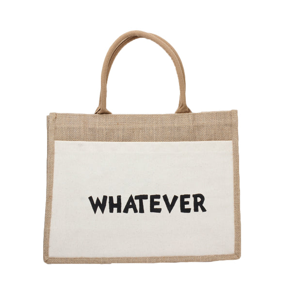 Whatever beach bag