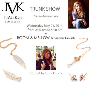 Leivankash Trunk Show