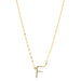 Medium Initial Necklace | Tai | Fashion Accessories | Necklace