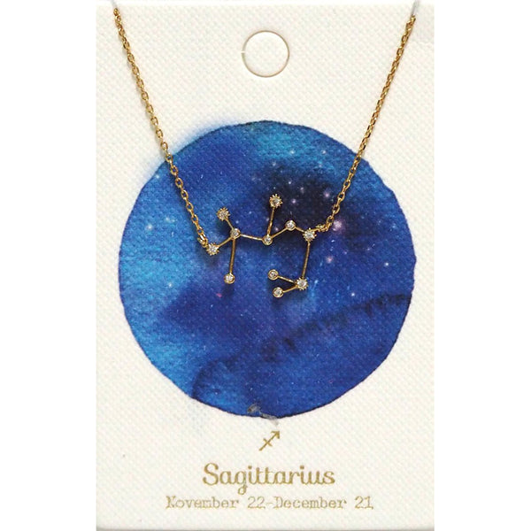 Zodiac Sign Necklace | Tai | Fashion Accessories | Necklace