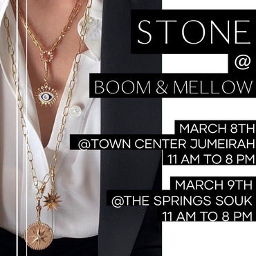 Stone @ BOOM & MELLOW