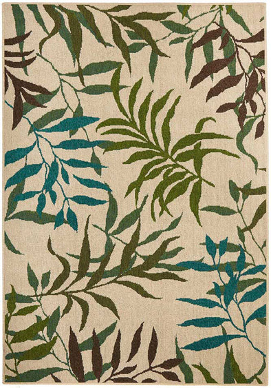 Nova Tropical Outdoor Rug
