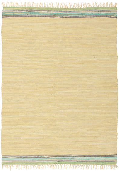 Boho Whimsical Rug yellow