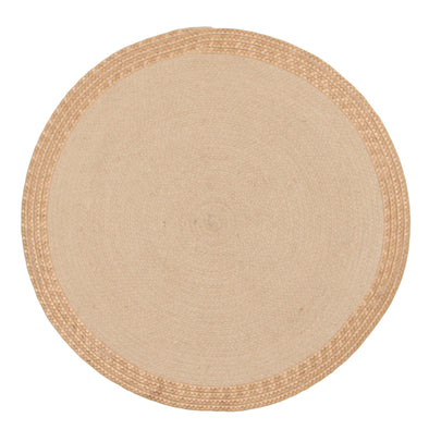 Milano Metallic Copper and Natural Jute Rug - Fantastic Rugs