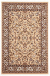 Traditional All Over Pattern Rug Beige - Fantastic Rugs