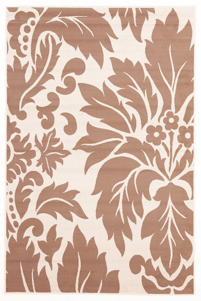Stunning Beige And Cream Pattern Rug - Fantastic Rugs