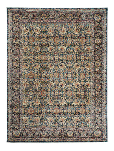 Moonlight Luminous Blue Rug - Fantastic Rugs