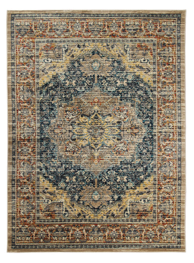 Moonlight Lucent Blue Rug - Fantastic Rugs
