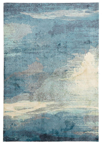 Monet Stunning Blue Rug - Fantastic Rugs