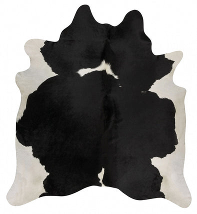 Exquisite Natural Cow Hide Black White - Fantastic Rugs