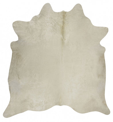 Exquisite Natural Cow Hide White - Fantastic Rugs