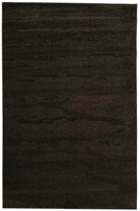 Dense Plain Brown Coloured Rug - Fantastic Rugs