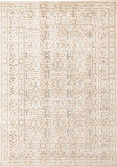 Whisper Washed Bone Rug - Fantastic Rugs