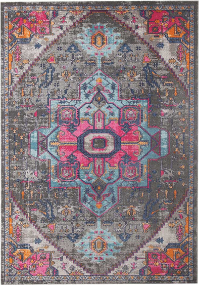 Whisper Quad Grey Rug - Fantastic Rugs