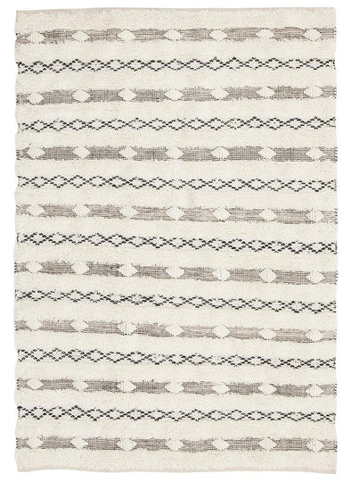 Fusion Compound Ivory Rug