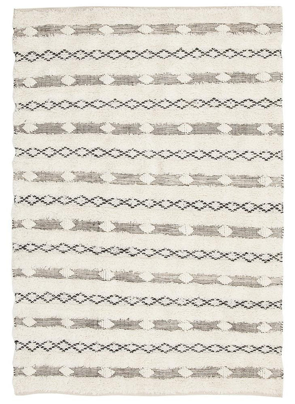 Fusion Compound Ivory Rug - Fantastic Rugs