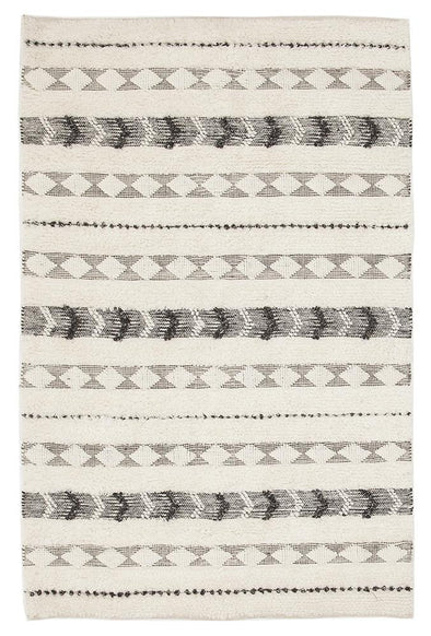 Fusion Link Ivory Rug - Fantastic Rugs