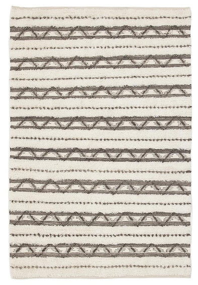 Fusion Interweave Ivory Rug