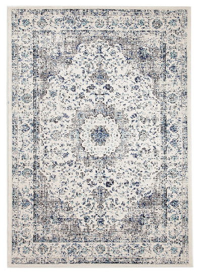 Mist White Transitional Rug - Fantastic Rugs