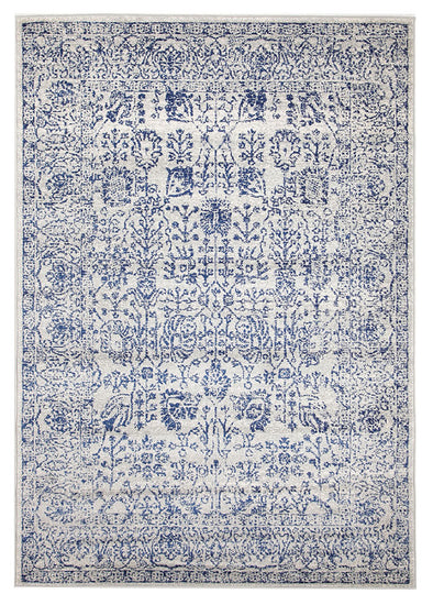 Frost Blue Transitional Rug - Fantastic Rugs