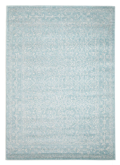 Depth Blue Transitional Rug - Fantastic Rugs