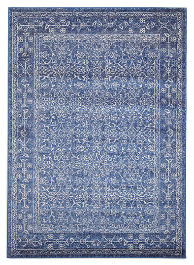 Artist Navy Transitional Rug - Fantastic Rugs